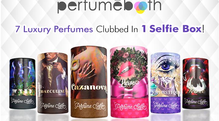 Perfume Selfie