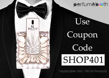 Perfume Coupon Code